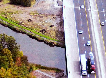 (2005-2007) Salmon River WetlandCreation