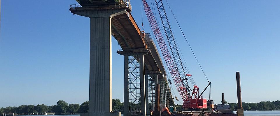 (2018-2020) Re-Construction of the Highway 49-Quinte SkywayBridge